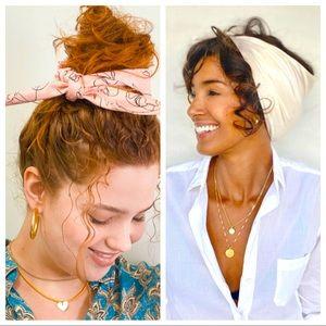 Lark & Ives set of 2 hair scarves